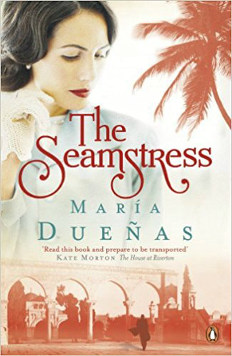 The Seamstress is a bestseller set in Madrid and Morocco