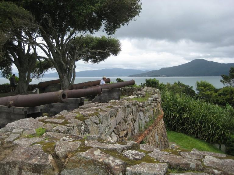 Fortaleza de São José, Florianópolis