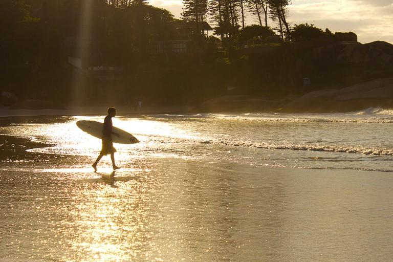Morning Floripa Surf