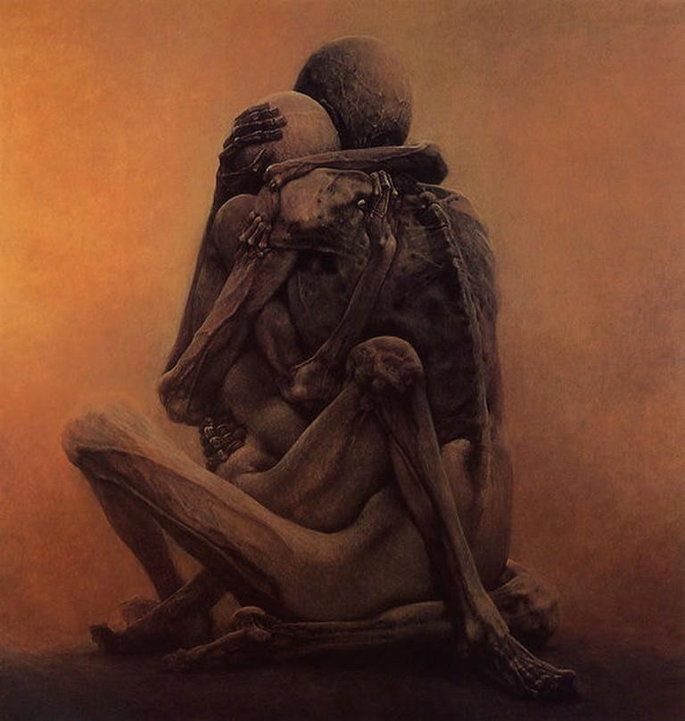 570px-Untitled_painting_by_Zdzislaw_Beksinski_1984