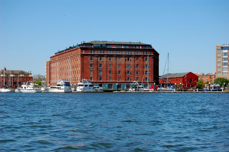 Inn at Henderson's Wharf, Baltimore, Maryland