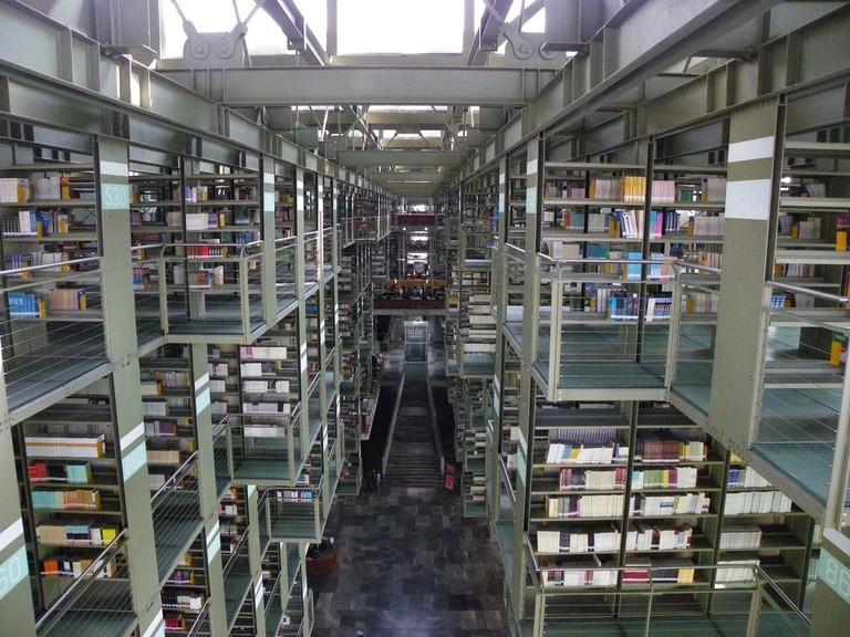 Biblioteca Vasconcelos │