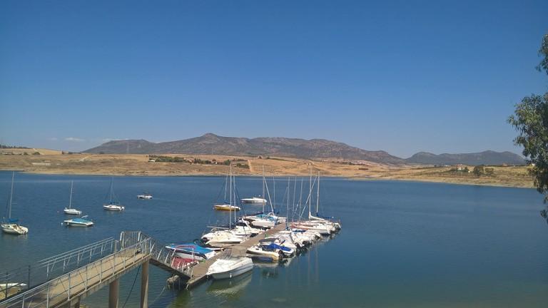Orellana reservoir