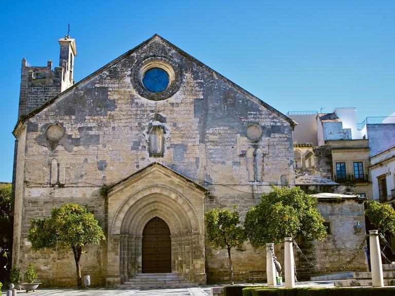 The Church of San Dionisio in Jerez de la Frontera