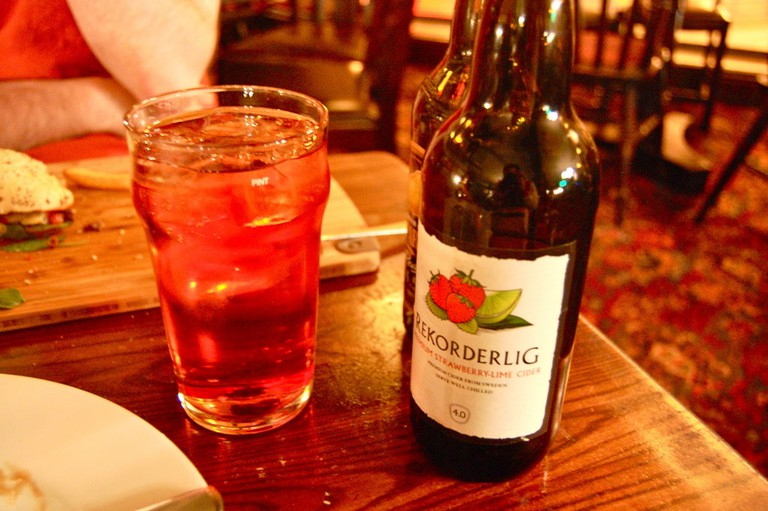 Rekorderlig is a summer treat for some Swedes