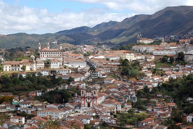 Ouro Preto UNESCO World Heritage Site