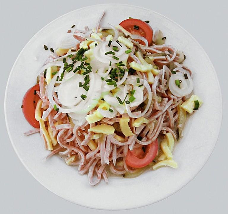 Wurstsalat