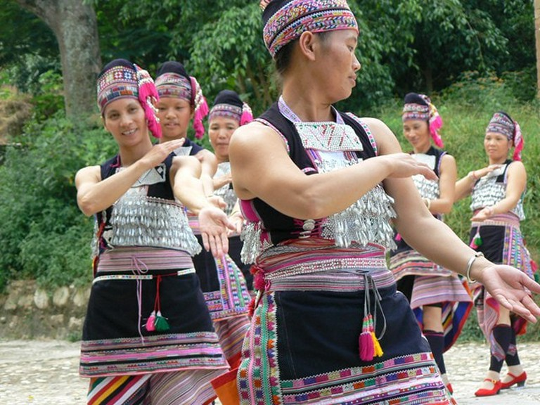 Dai Traditional Dance