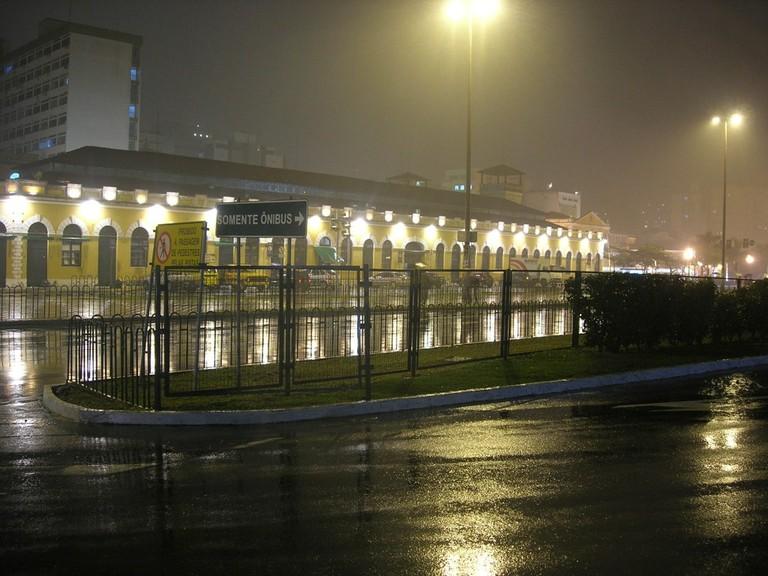 Rainy centre