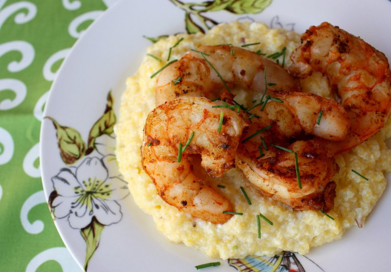 Looking for a Cajun classic to order for brunch on your next visit to Louisiana? Get the Shrimp and Grits.