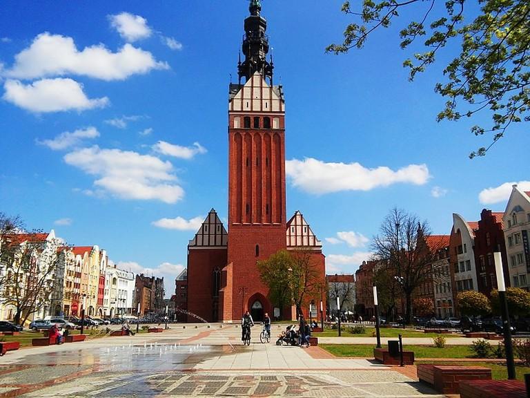Old Town, Elbląg