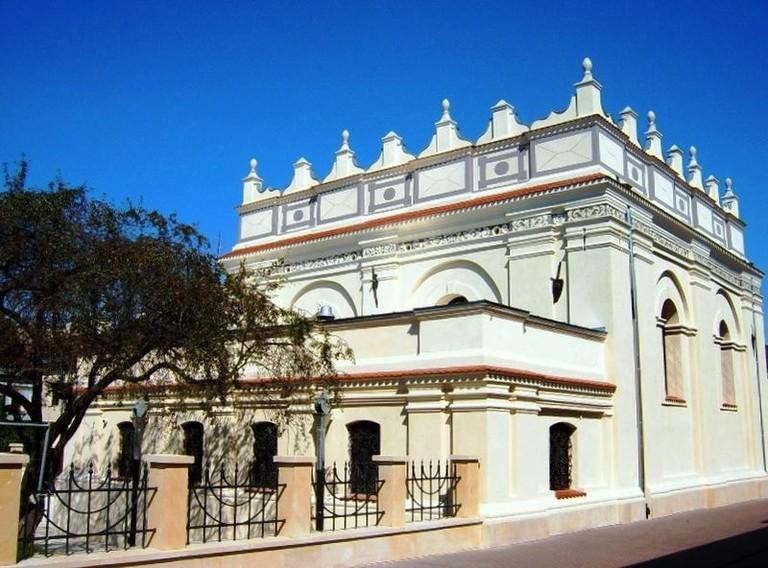 Zamość synagogie | © MaKa~commonswiki / WikiCommons