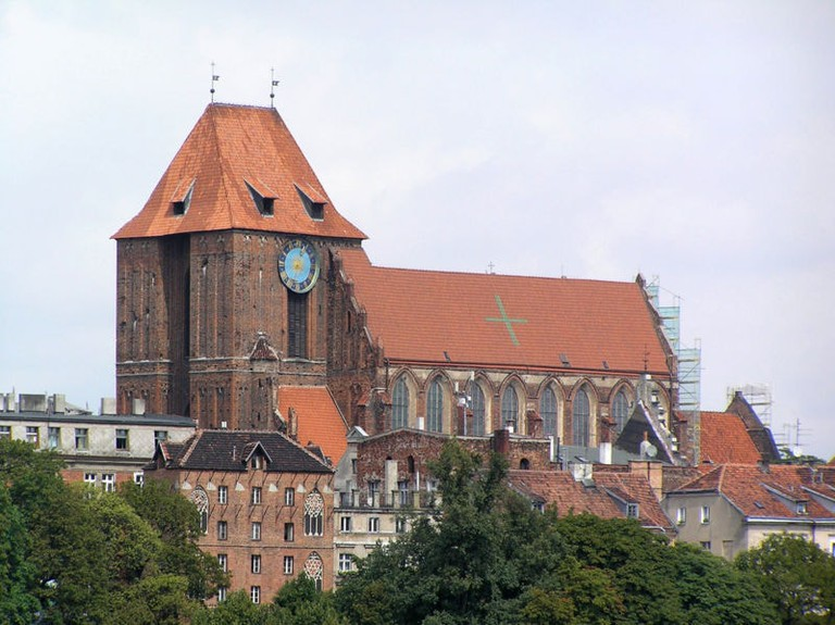 St. John's Church Toruń
