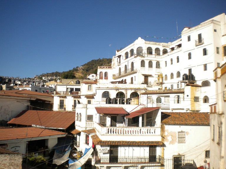 Whitewashed Taxco