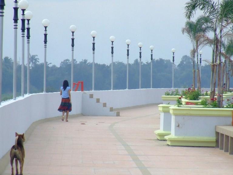 Singburi riverside