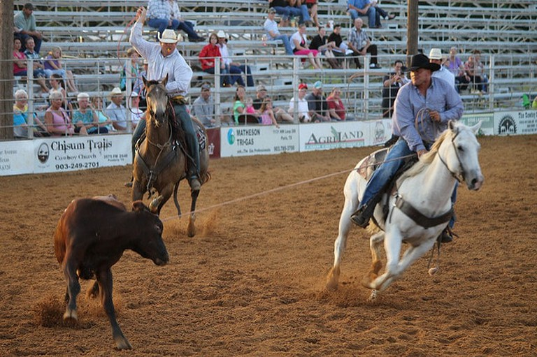 Cowboys and rodeos are a big part of the Texas and Colorado culture