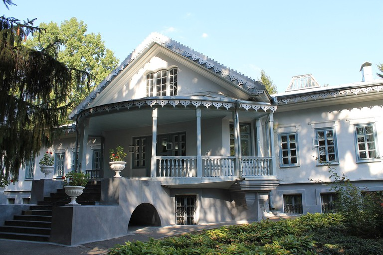 The National Pirogov's Estate Museum