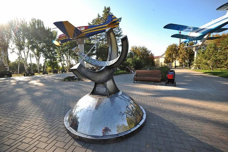 Музей_техники_Богуслаева_открыт_в_2012_-_panoramio