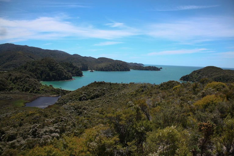 The Nelson Tasman area is a treat for the eyes