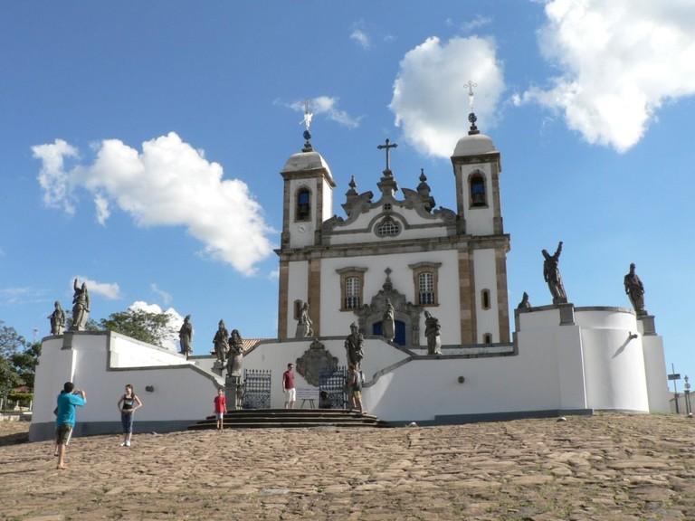 Aleijadinho in Ouro Preto