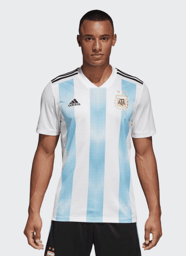 Argentina 2018 home kit