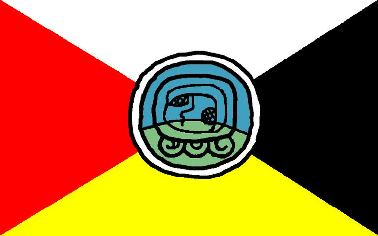 Bandera de los Pablos, Guatemala