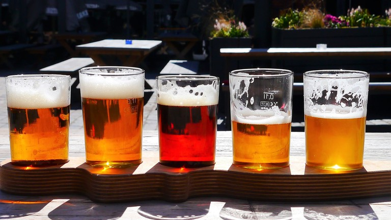 Check out the Montreal craft beer scene