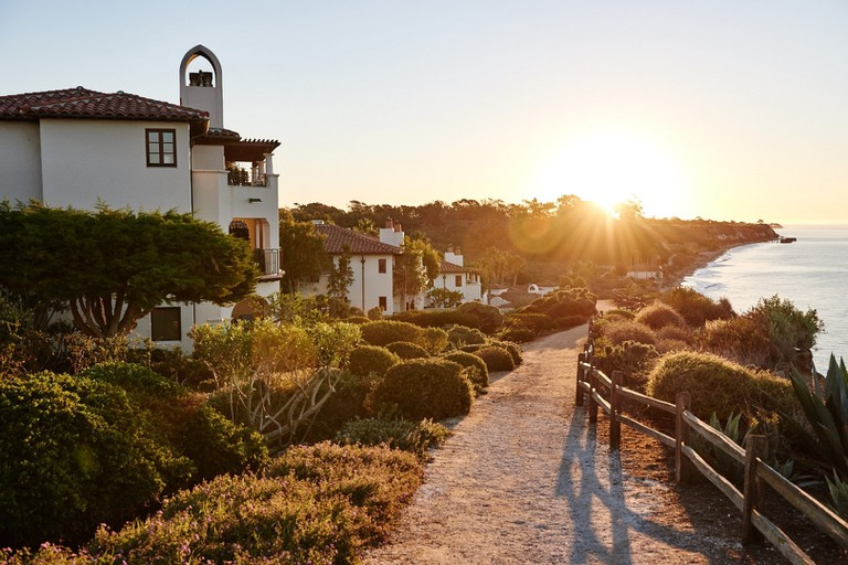 Bluff at Sunrise - The Ritz-Carlton Bacara, Santa Barbara