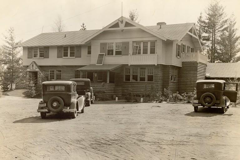 Little Bohemia Lodge | © FBI/Wikicommons