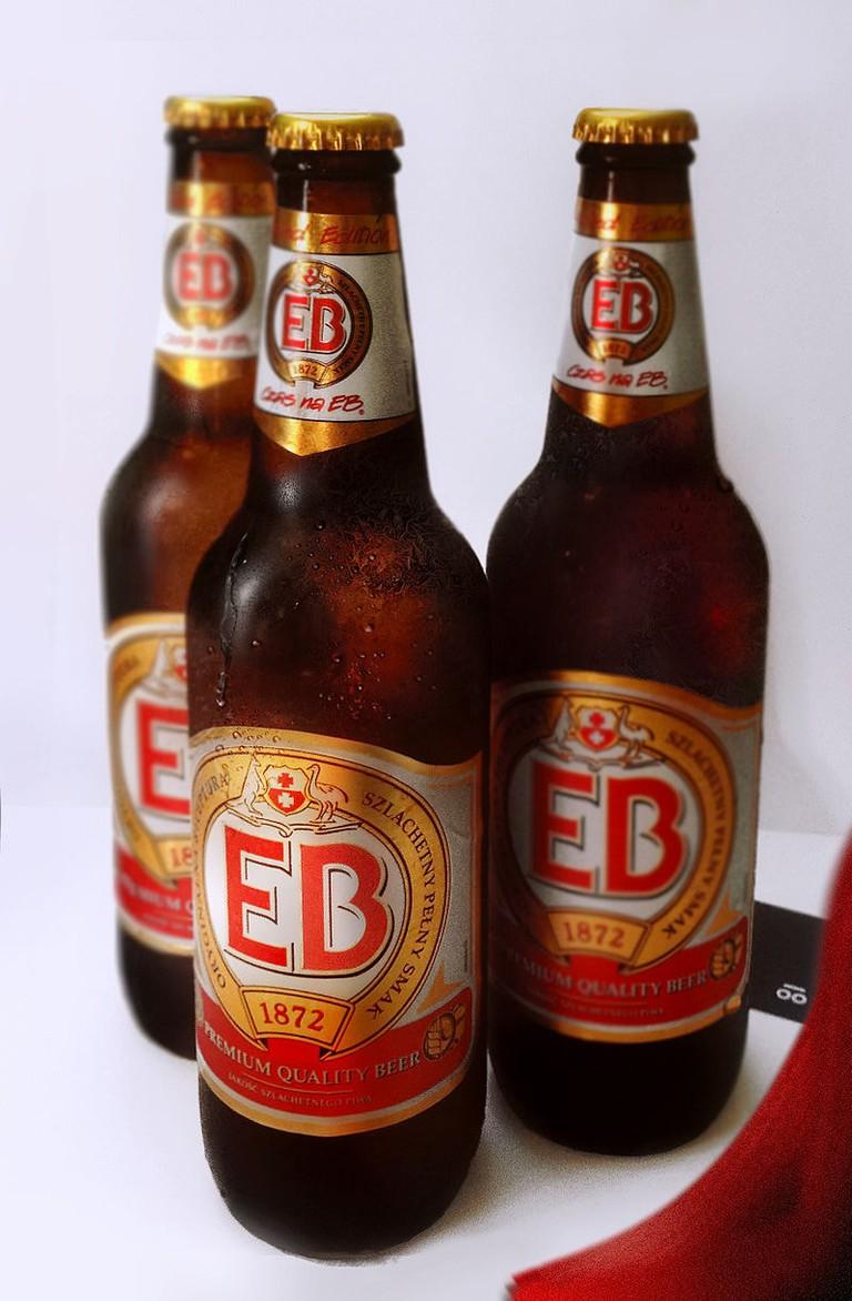 EB – Elbląg's Beer