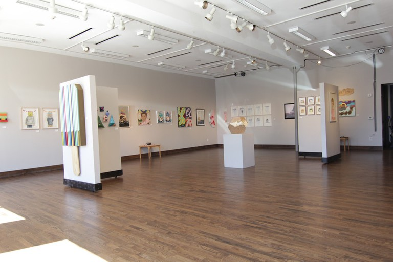 Oak Cliff Cultural Center hosts art shows, community festivals, and other events.