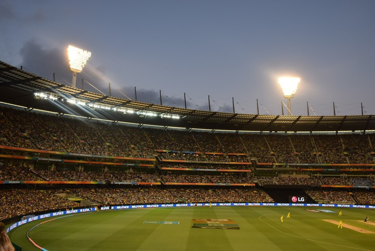 Cricket at the MCG © Tourism Victoria / Flickr