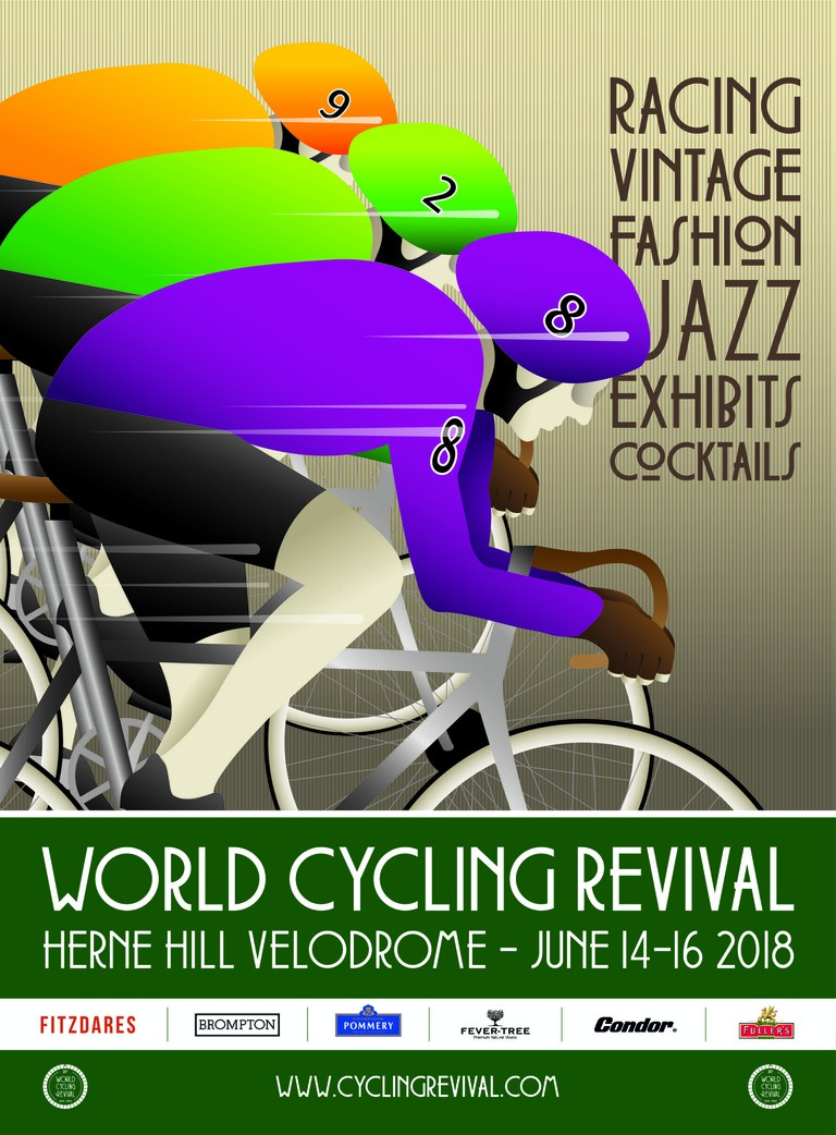 Cycling Revival - Posters v8