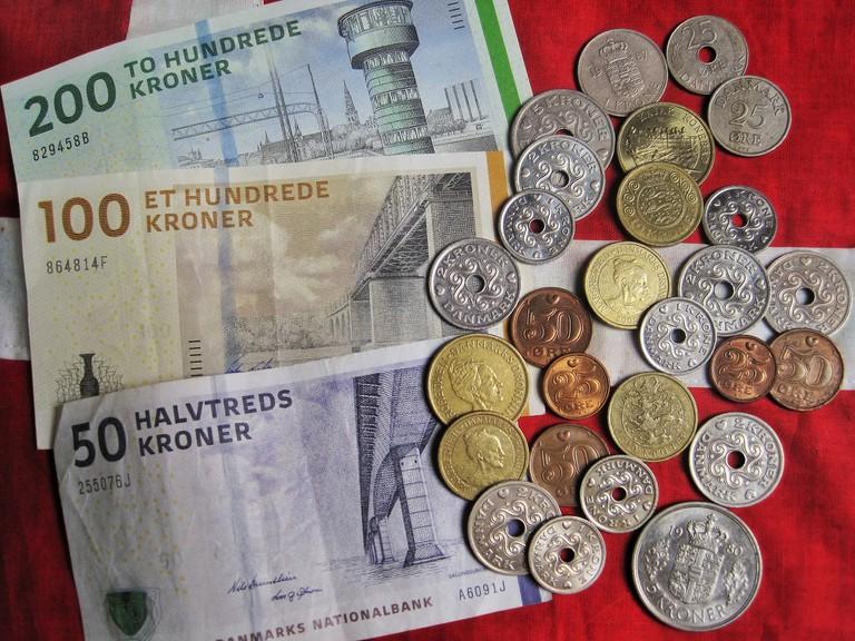 danish-currency kroner