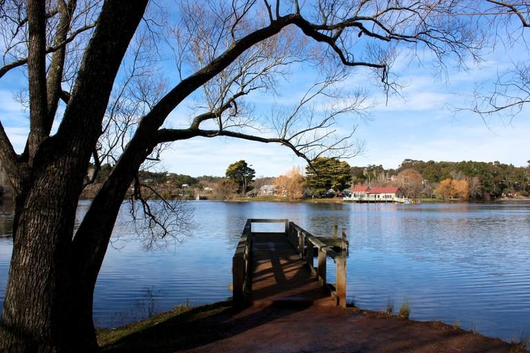 Daylesford lake © Warrick Wynne / Flickr