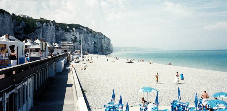 dieppe beach