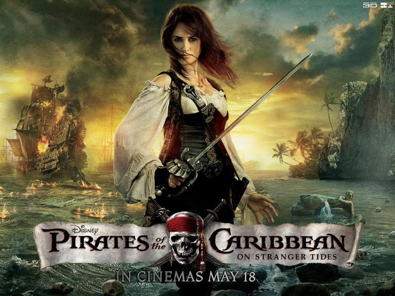 Pirates of the Caribbean: On Stranger Tides | © Walt Disney Pictures