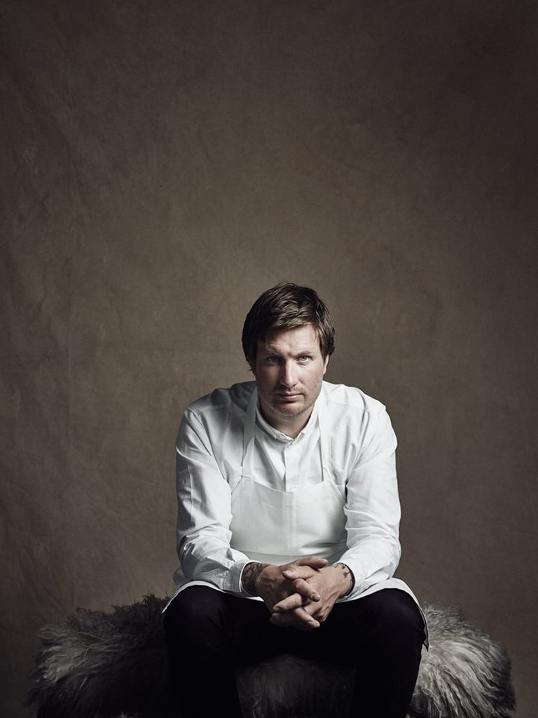 Esben Holmboe Bang of Maaemo, Courtesy of Maaemo