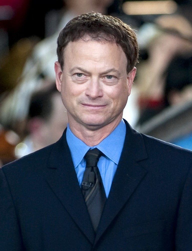 Gary Sinise, one of three co-founders of The Steppenwolf Theatre Company.