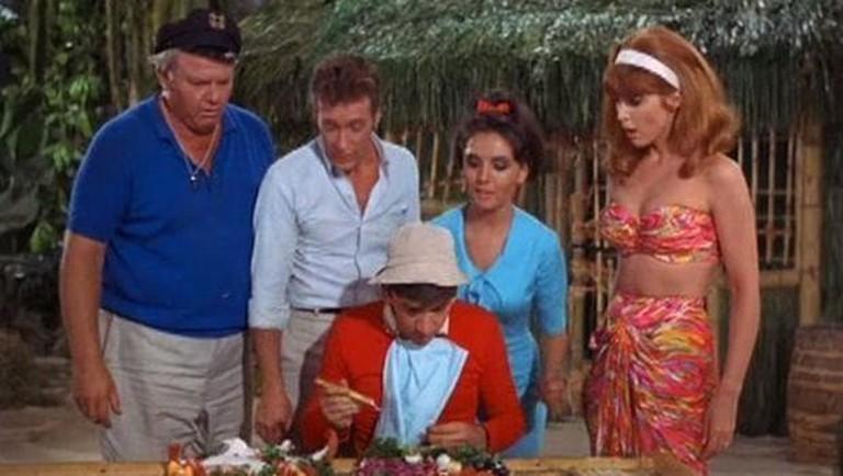 Gilligan's Island   © CBS