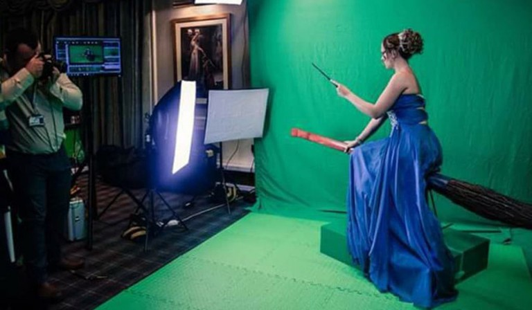Nimbus 2000 Green Screen