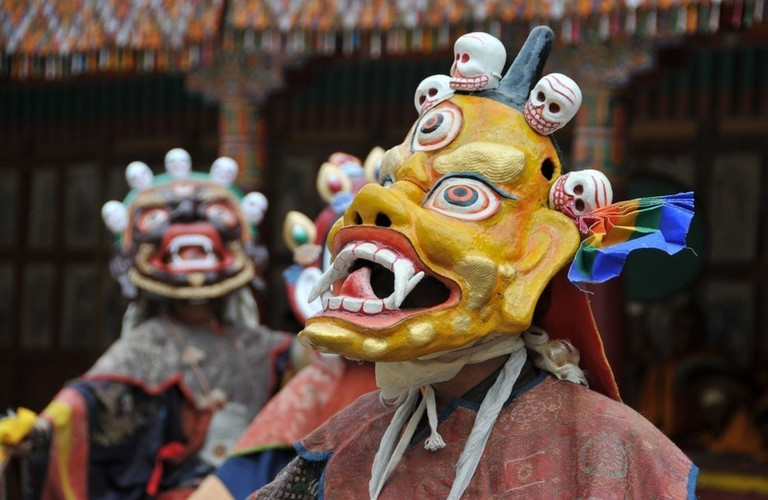 Hemis Festival- The Buddhism Tradition in Ladakh