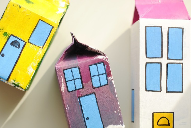 https://pixabay.com/en/toy-village-milk-carton-craft-craft-960908/