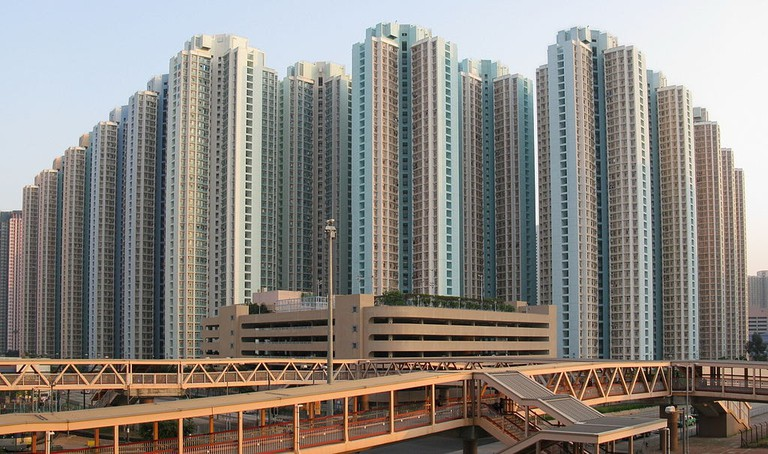 Hong Kong property
