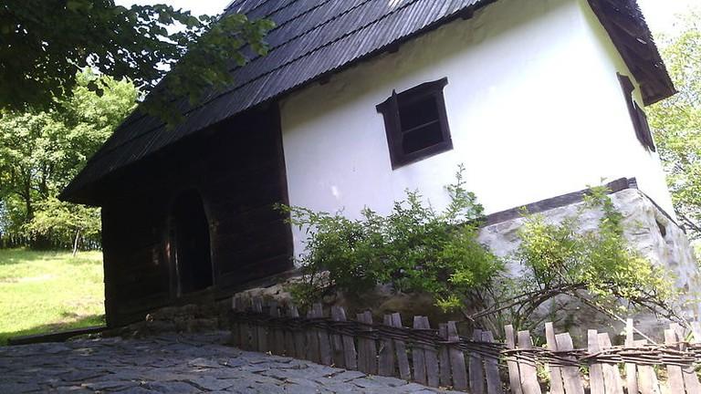 The house in which Vuk Karadžić was born