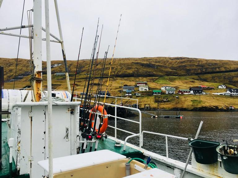 Fishing in the Faroes