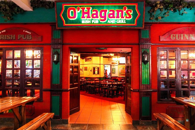 O' Hagan's Pub and Grill is a popular live music spot on Thursday evenings
