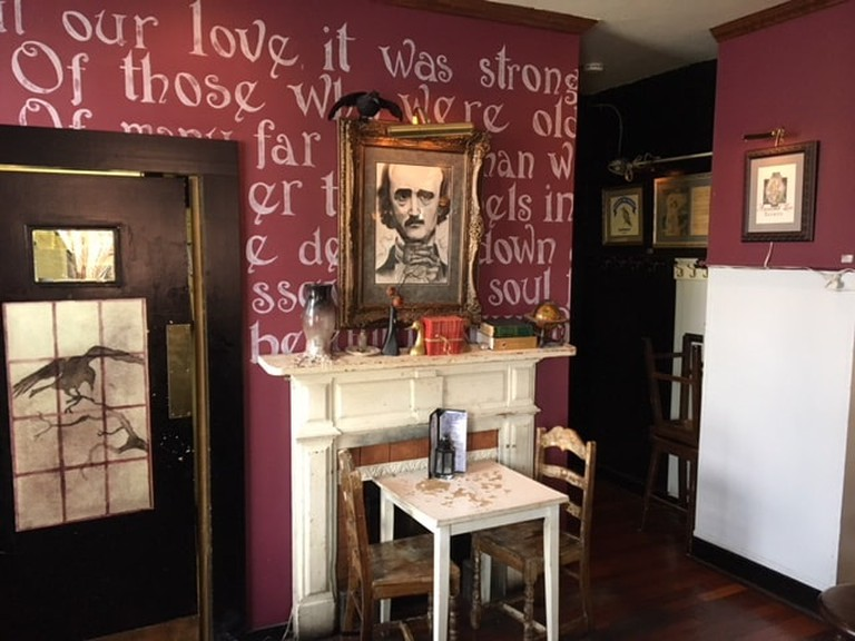 Annabel Lee Tavern, Baltimore, Maryland
