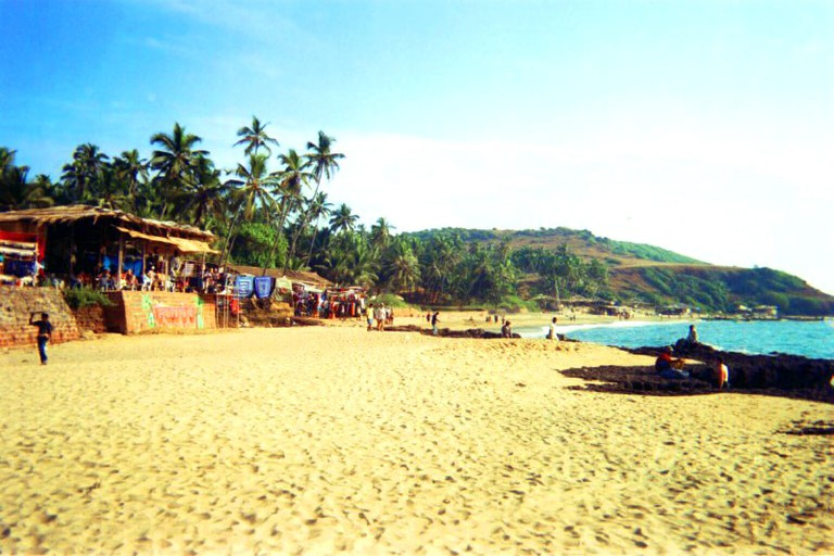 India_Goa_Anjouna_Beach