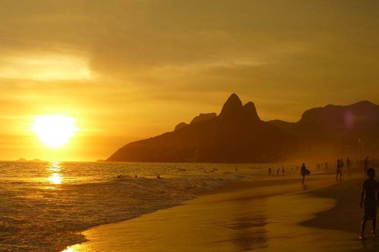 Arpoador Rio de Janeiro